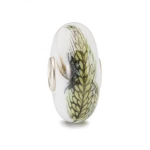 Beads Trollbeads, Spighe di Grano - Porcellana