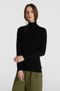 Dolcevita donna WOOLRICH in lana stretch