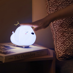 Lampada LED in silicone
