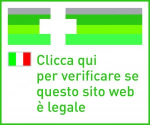 Logo verifica sito legale