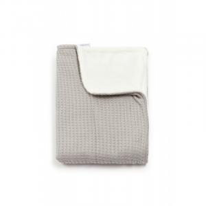 Copertina per lettino La Ninna Mini Soft Stone Warm Grey 100x150 cm