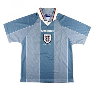 1996-97 Inghilterra Maglia Away M (Top)