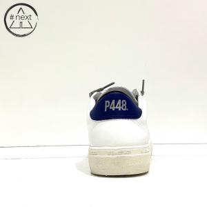 P448 - Y.C.S.L. - Bianco e blu navy