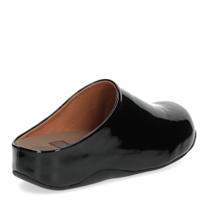 Fitflop Shuv patent black-5