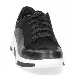 Fitflop Freya suede sneakers black-3