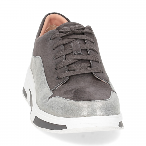 Fitflop Freya suede sneakers grey-3