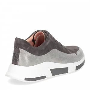 Fitflop Freya suede sneakers grey-5