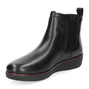 Fitflop Chai chelsea boots all black-4