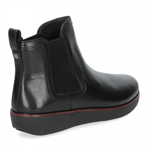 Fitflop Chai chelsea boots all black-5