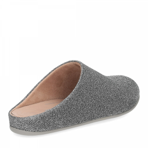 Fitflop Chrissie glitzy slippers pewter-5