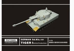 German Sd.Kfz. 181 Tiger I