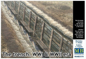 The Trench. WWI & WWII Era