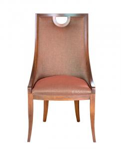 Chaise type crapaud Joyce