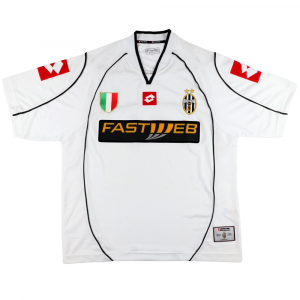 2002-03 Juventus Maglia Away L