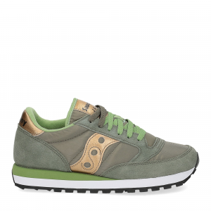 Saucony Jazz Original olive gold-2
