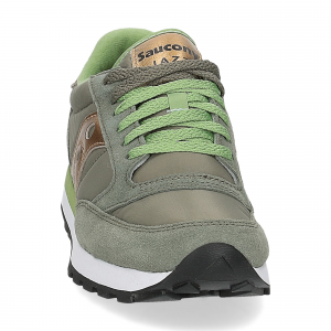Saucony Jazz Original olive gold-3