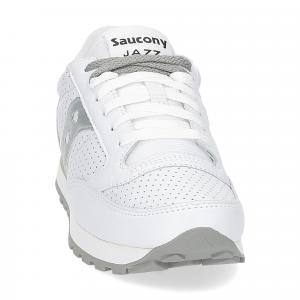 Saucony Jazz Original white silver-3