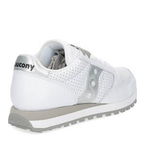 Saucony Jazz Original white silver-5