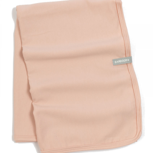 Copertina multiuso LA NINNA MINI CLINICA Bamboom Powder Pink