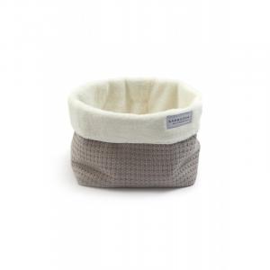 Beauty case Cestino porta oggetti Store Bag Soft Stone Warm grey