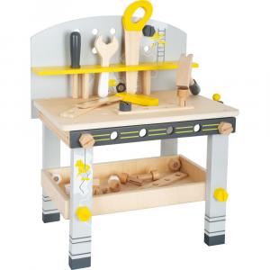 Banco da lavoro giocattolo Miniwob compatto
