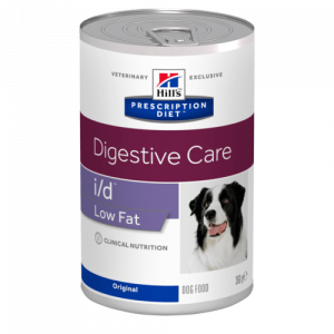 Hill's - Prescription Diet Canine - i/d Low Fat - 360g x 12 lattine