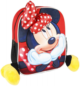 Zaino Minnie 2d Dim. 27x22x8,5 Disney 2021