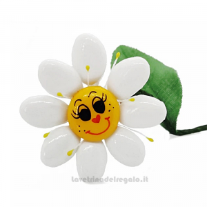 Margherita bianca I Sorrisini Fiore di Confetti William Di Carlo Sulmona - Italy