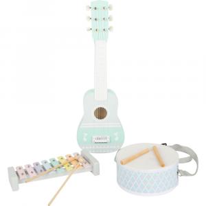 Set strumento musicale Pastello