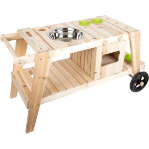 Cucina da esterno gioco per bambini