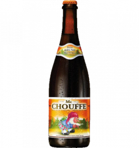 Birra Mc Chouffe Brune