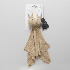Doudou Bamboom Bunny Light gold