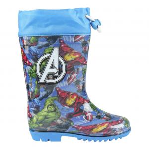 Stivali pioggia avengers super eroi