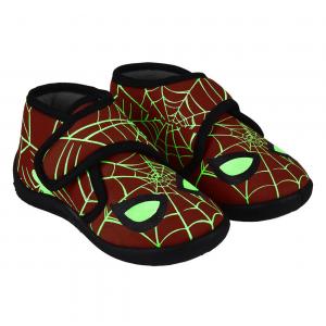 Pantofole Spiderman si illuminano al buio 23 24 25 26 27 28