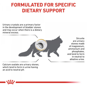 ROYAL CANIN VETERINARY DIETS CAT URINARY S/O
