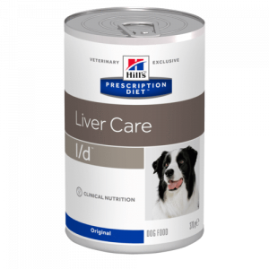 Hill's - Prescription Diet Canine - l/d - 370g x 12 lattine