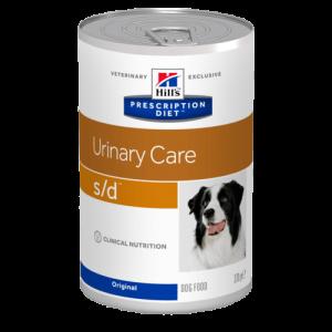 Hill's - Prescription Diet Canine - s/d - 370g x 12 lattine