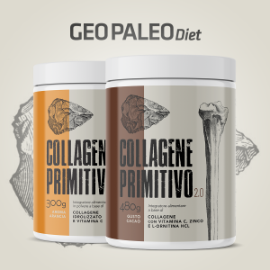 Combo Collagene 1+1 - Collagene Primitivo Arancia e Cacao