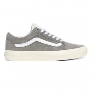 Vans Old Skool Pig Suede Grey
