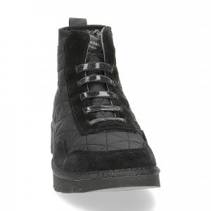 Panchic polacco sneaker P05M total black-3