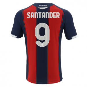 FEDERICO SANTANDER 9 (Ragazzo)