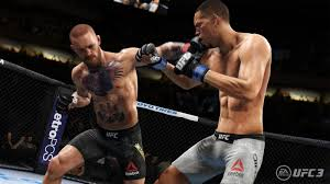 UFC 3 - USATO - XONE