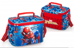 Borsa FRIGO Spiderman Marvel Tempo Libero Viaggio Scuola Bambino