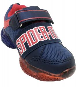 Scarpe Spiderman con luci dal 24 al 32