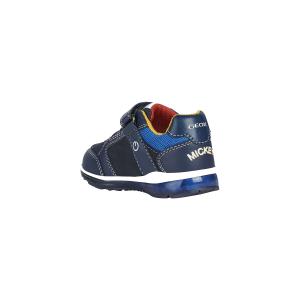 B Todo Boy sneaker con luci