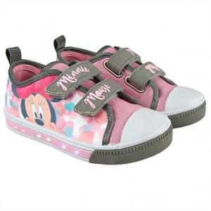 Scarpe con luci Minnie numero disponibile 29