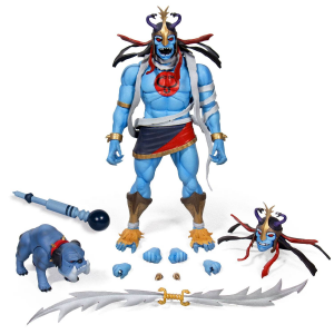 *PREORDER* Thundercats Ultimates Action Figure: MUMM-RA & MA-MUTT by Super7