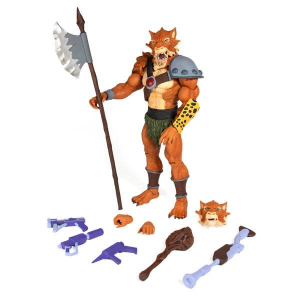 Thundercats Ultimates Action Figure: JACKALMAN by Super 7