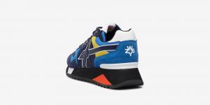 Sneaker uomo Just Say Wizz mod.2015185011c53