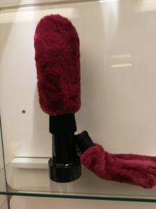 Muffole in ecopelliccia | Guanti per donna online